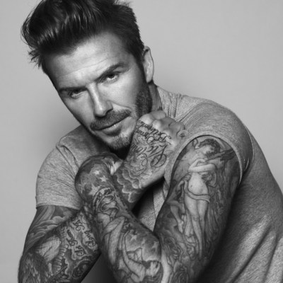 Biotherm Homme and David Beckham Sign Long-term Partnership to Develop a Range of Men's Grooming Products