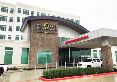 Memorial Hermann Convenient Care Center-Cypress is officially open.
