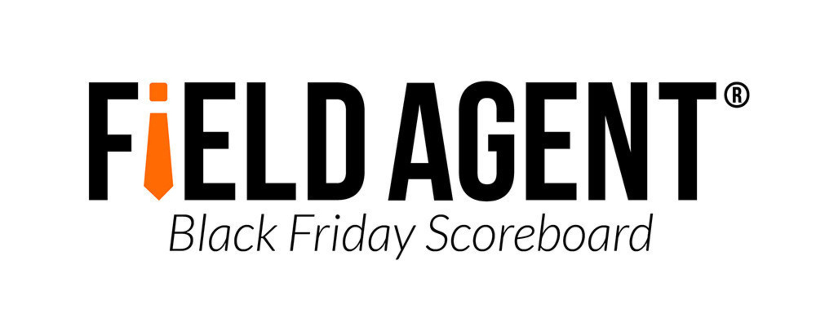 Field Agent's Live Black Friday Scoreboard Tracks Which Retailers Are Winning The Biggest Shopping Day Of The Year