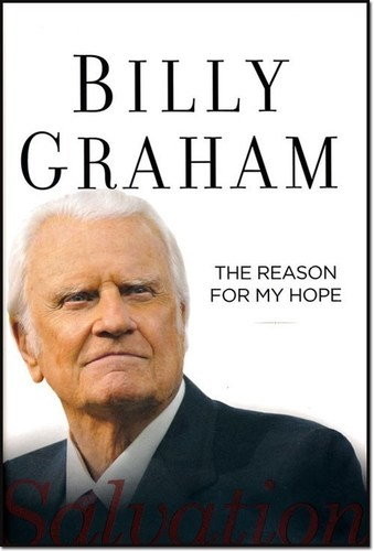 """TBN offering Billy Graham's """"Reason for My Hope."""" (PRNewsFoto/Trinity Broadcasting Network)"""