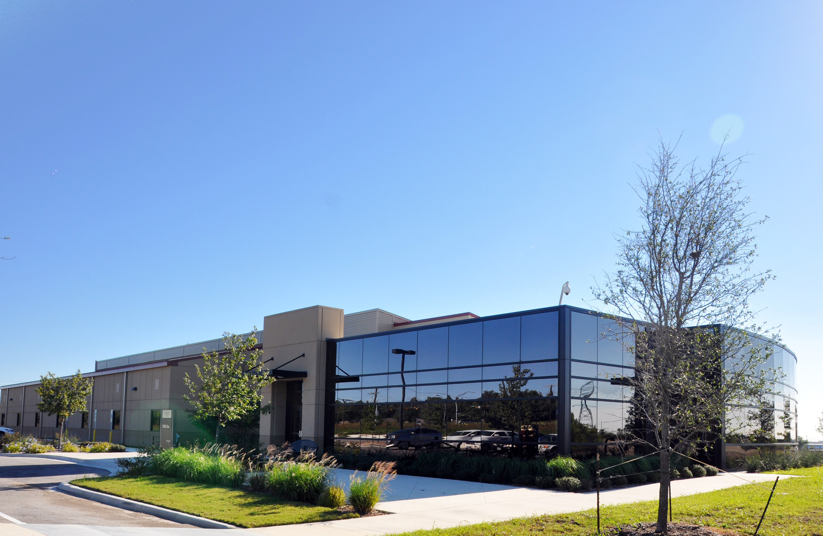 Photo: Star One Building, Star Park, San Marcos, Tx. Quantum Materials Corp is expanding its labs and offices ...