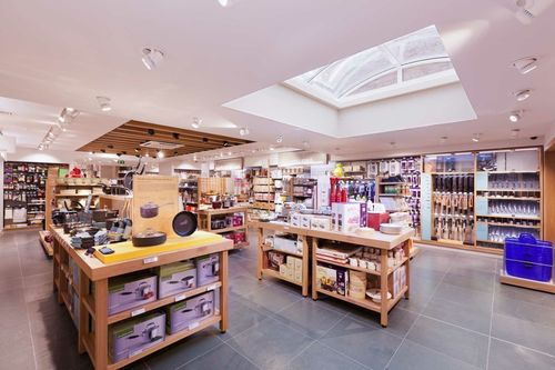 The Lakeland store at Chester which has been fitted out by Belfast firm, Portview. (PRNewsFoto/Portview Ft-out)