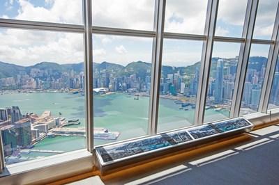 sky100 Hong Kong Observation Deck is Hong Kong's highest and only indoor observation deck.