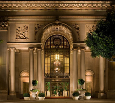 Millennium Biltmore Hotel Los Angeles celebrates 90 years as host to celebrities, dignitaries and elite travelers.  (PRNewsFoto/Millennium Hotels and Resorts)