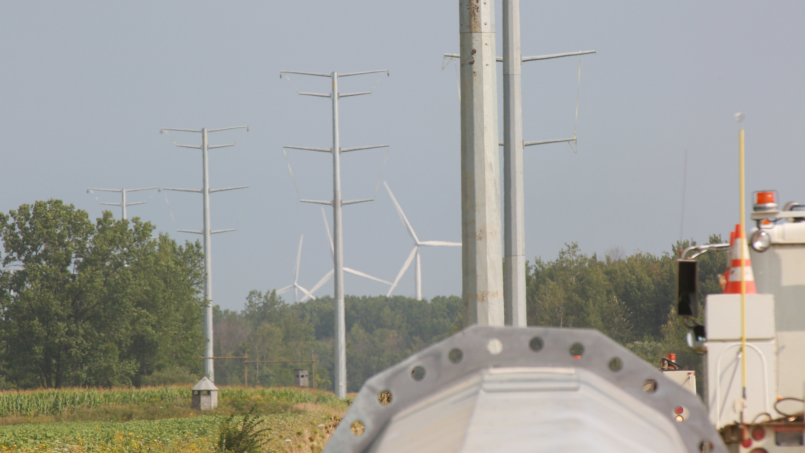 ITC Energizes Thumb Loop Transmission Line - capable of delivering 5,000 MW of low-cost wind energy across Michigan