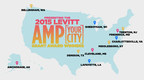Levitt AMP [Your City] Grant Awards winners receive $250K total in matching grants to present 100 free concerts across America in 2015