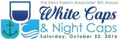 White Caps & Night Caps Logo