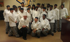 Star Career Academy - Newark Campus Welcomes Culinary Arts 1st class!  (PRNewsFoto/Star Career Academy)
