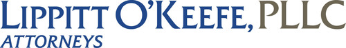 Lippitt O'Keefe, PLLC logo.  (PRNewsFoto/Lippitt O'Keefe, PLLC)