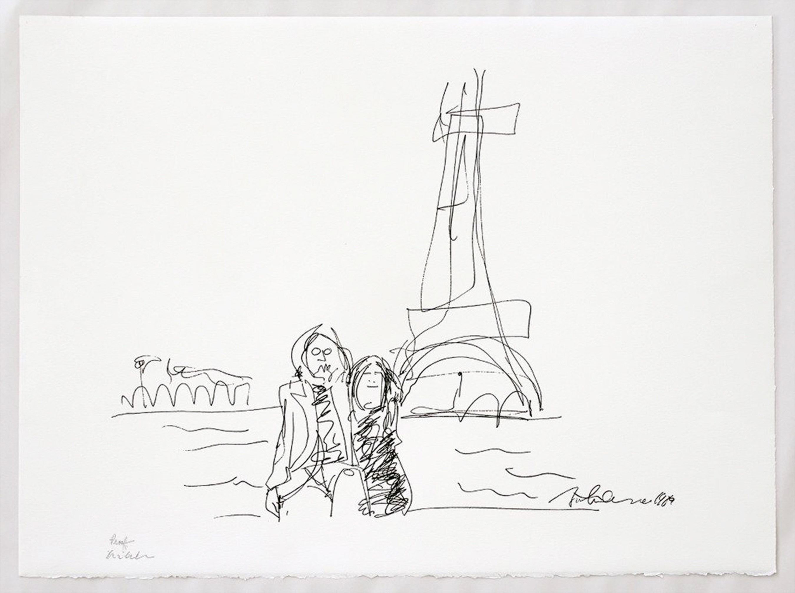 Yoko Ono Releases Three New Limited Edition Prints From John Lennon S Bag One Arts Program