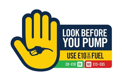 """The Outdoor Power Equipment Institute (OPEI), the trade association representing power equipment, engine and utility vehicle manufacturers and suppliers, updates its free consumer and dealer education materials for its """"Look Before You Pump"""" campaign in light of increased availability of higher ethanol fuel blends at gasoline filling stations."""