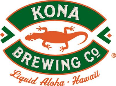 Kona Brewing Co. logo.  (PRNewsFoto/Kona Brewing Company)