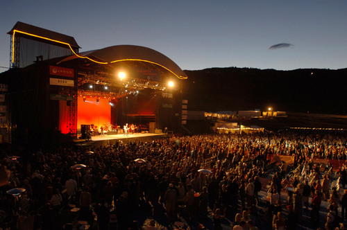 Jazz Aspen Snowmass Festival.  (PRNewsFoto/XOJET)