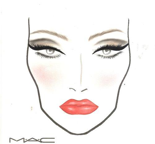 Gizzi Erskine (PRNewsFoto/MAC Cosmetics)