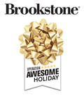 Brookstone's Operation Awesome Holiday is visiting over 20 cities around the country this holiday season.