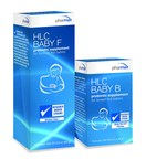 NEW HLC Baby B and HLC Baby F probiotics from Pharmax
