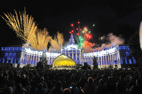 Denver is the place to be on New Year's Eve. The night includes two spectacular fireworks shows on the 16th  ...