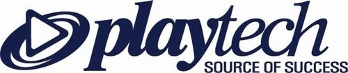 Playtech Logo (PRNewsFoto/Playtech)
