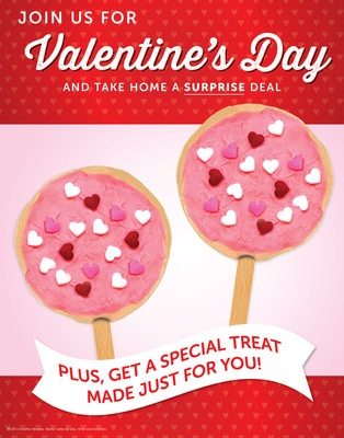 Ryan's, HomeTown Buffet and Old Country Buffet celebrate Valentine's Day with a special Two Can Dine for $15.99 offer that the whole family may enjoy together. (PRNewsFoto/Ovation Brands) (PRNewsFoto/OVATION BRANDS)