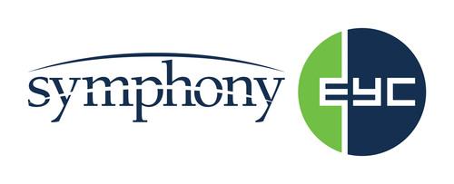 Symphony EYC logo.  (PRNewsFoto/Symphony EYC)