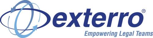 Exterro logo.  (PRNewsFoto/Cellebrite)