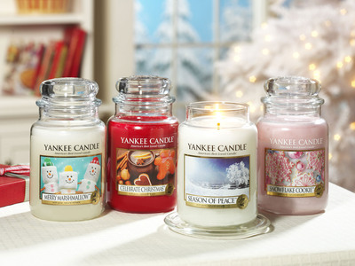 Yankee Candle Launches New Holiday Fragrances Inspired by Seasonal Traditions At Home, Warm Spices and Sweet Treats