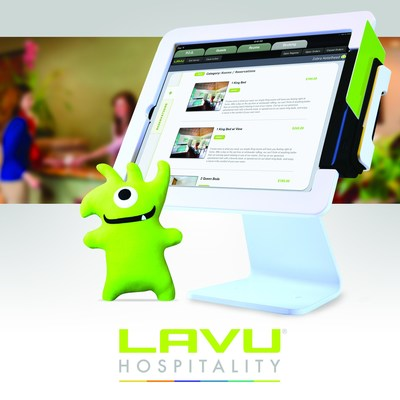 Lavu has incorporated the ease-of-use interface and applied it to features like hotel check-in, room service, and customer facilitation.