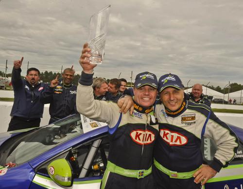 Kia Racing Wins First-Ever GRAND-AM Road Racing Championships