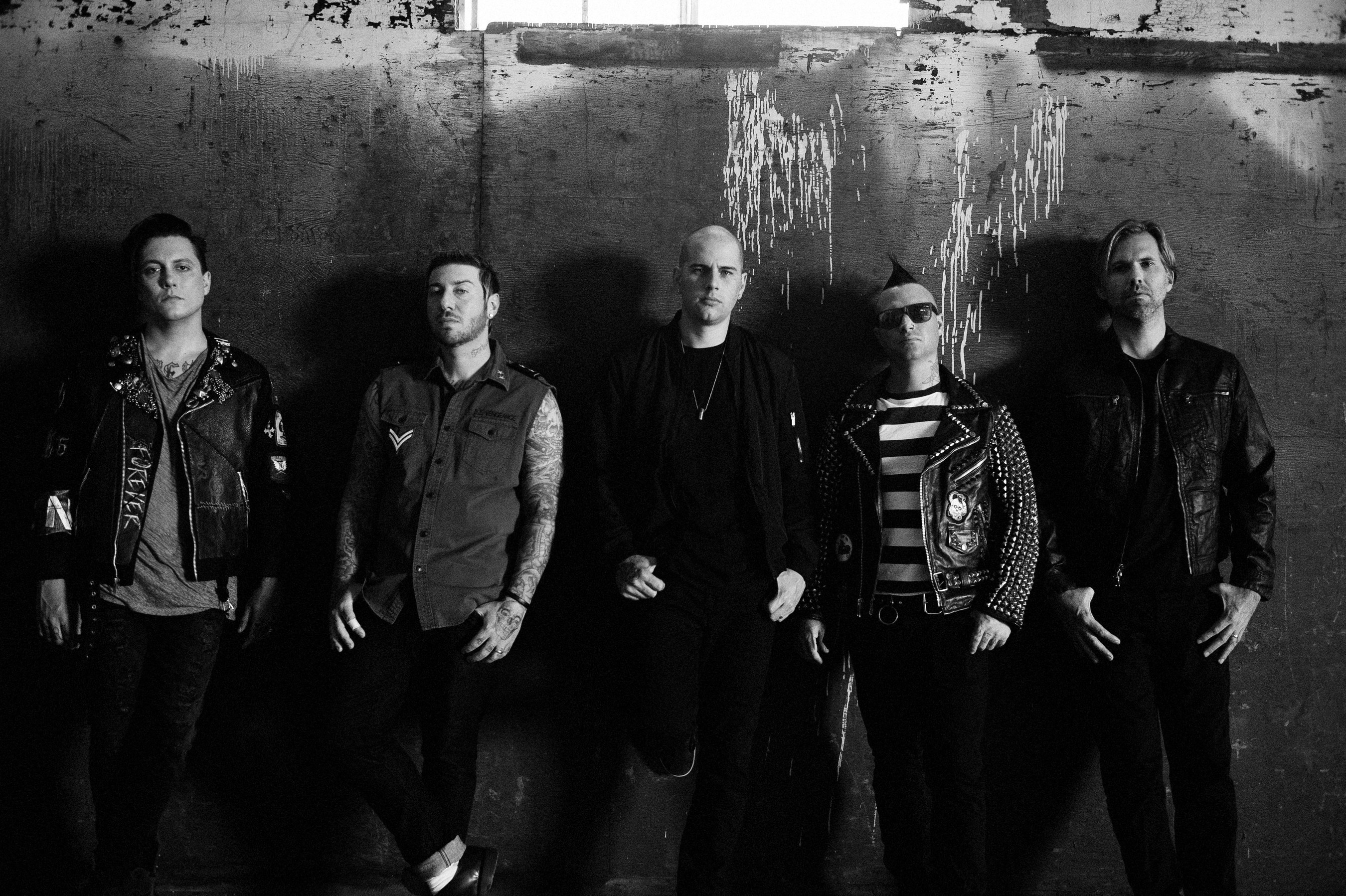 Universal Music Group, Capitol Records, VRLIVE And Avenged Sevenfold Partner For Groundbreaking Global Virtual Reality Event
