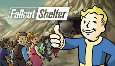 Fallout Shelter App at 1 on App Store Fallout