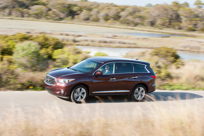 Infiniti QX60 and QX50 Recognized by Leading Consumer Automotive Websites for Active Safety, Consumer Satisfaction and Outstanding Resale Value