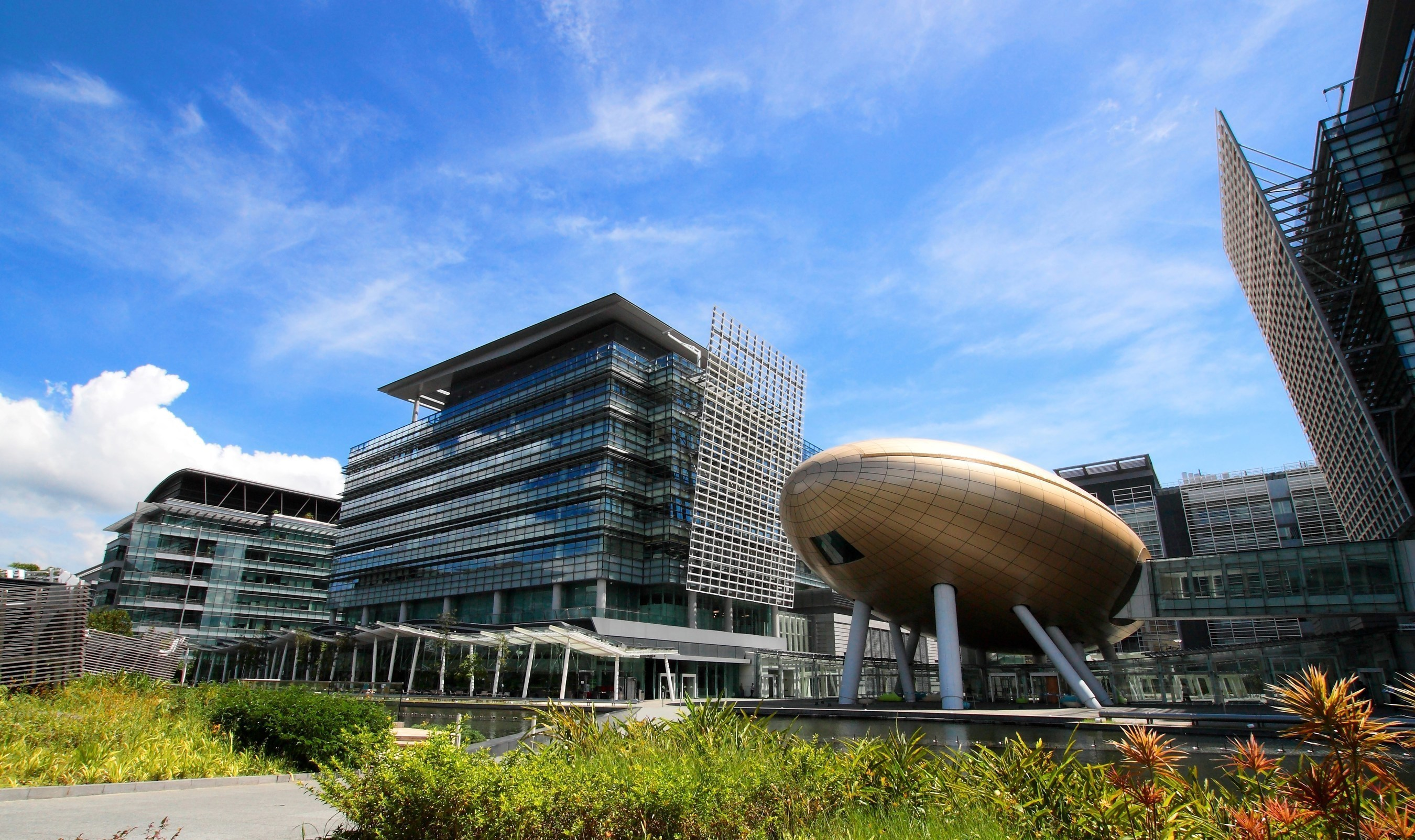 As a leading innovation and technology hub, Hong Kong Science Park is run under HKSTP's core 3Cs approach ...