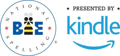 Scripps National Spelling Bee/Kindle Logo (PRNewsFoto/The E.W. Scripps Company)