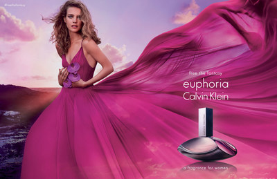 euphoria Calvin Klein Announces Return of Natalia Vodianova for 10th Anniversary.