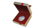 2012 $10 Silver Silent Night With Music Proof.  (PRNewsFoto/MyReviewsNow.net)