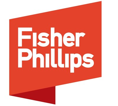 Labor & Employment law firm Fisher & Phillips LLP is now Fisher Phillips. The new brand was rolled out during the firm's retreat on May 20 in Hollywood. See the new brand at fisherphillips.com.