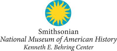 Logo. (PRNewsFoto/SMITHSONIAN NATIONAL MUSEUM OF AMERICAN HISTORY) (PRNewsFoto/SMITHSONIAN NATIONAL MUSEUM...)