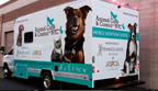 FENWICK KEATS Real Estate and ASPCA donate first NYC owned state-of-the-art Mobile Adoption Center to Animal Care & Control (AC&C).(PRNewsFoto/FENWICK KEATS Real Estate)