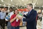 hhgregg Gives Free Turkeys to Employees