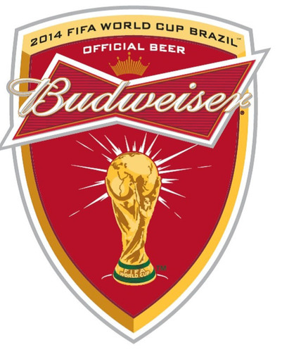 Budweiser logo.  (PRNewsFoto/Budweiser)