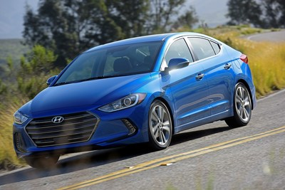 HYUNDAI ELANTRA NAMED TO WARDS 10 BEST USER EXPERIENCES LIST - The 2017 Hyundai Elantra was named to the inaugural Wards 10 Best User Experiences (UX) list. The Elantra is recognized as a value leader in this year's competition for its user-friendliness and sophistication.