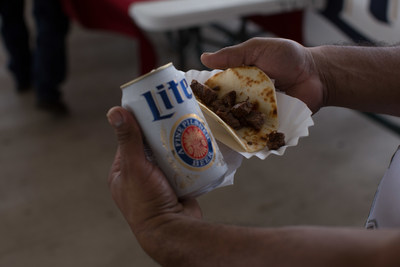 Miller Lite Father's Day Taquiza