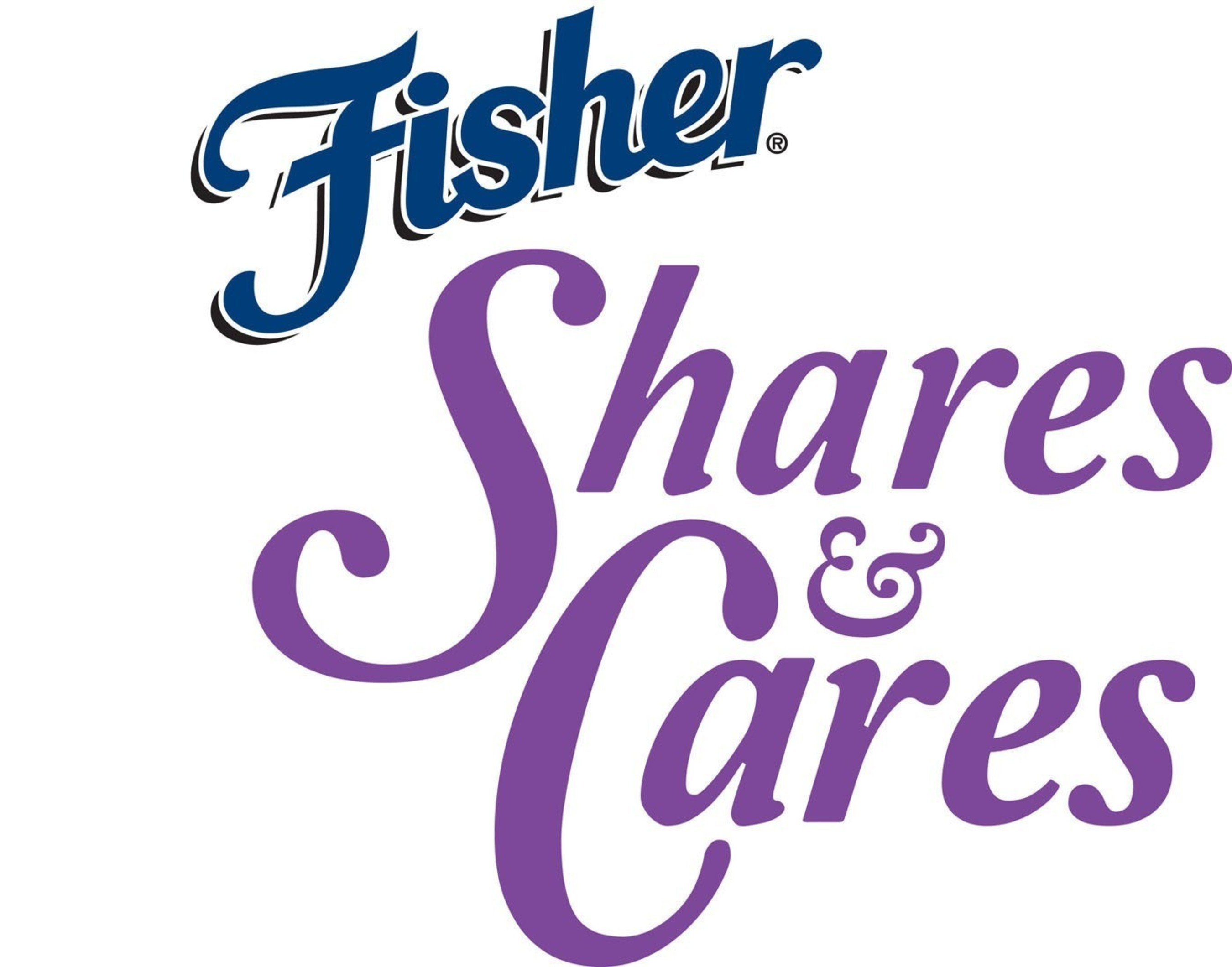 Third annual Fisher Shares and Cares Campaign