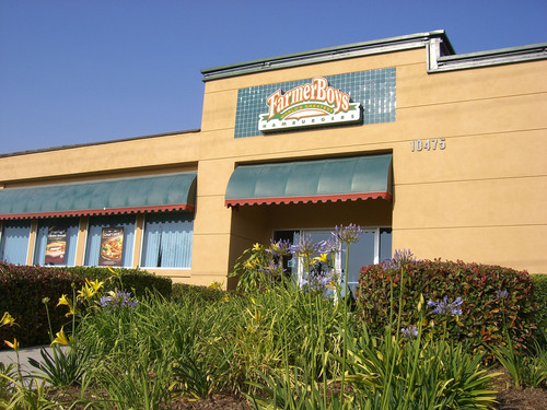 Farmer Boys Grand Re-Opening Marks the Start of a New Partnership in the Loma Linda Community!