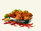 Wingstop introduces Chili Lime wings.  (PRNewsFoto/Wingstop)