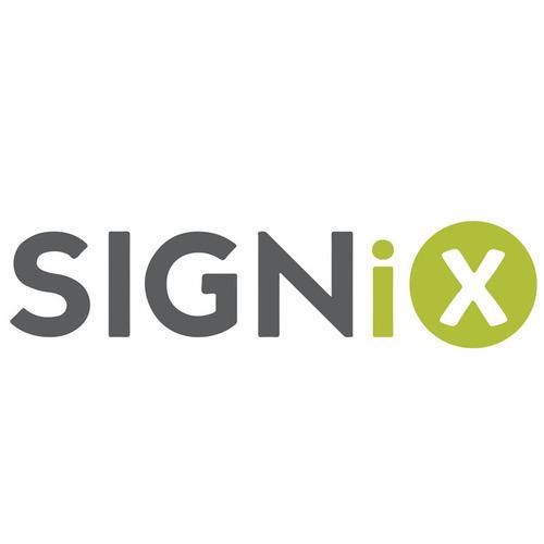SIGNiX. (PRNewsFoto/Docupace Technologies, LLC) (PRNewsFoto/DOCUPACE TECHNOLOGIES, LLC)