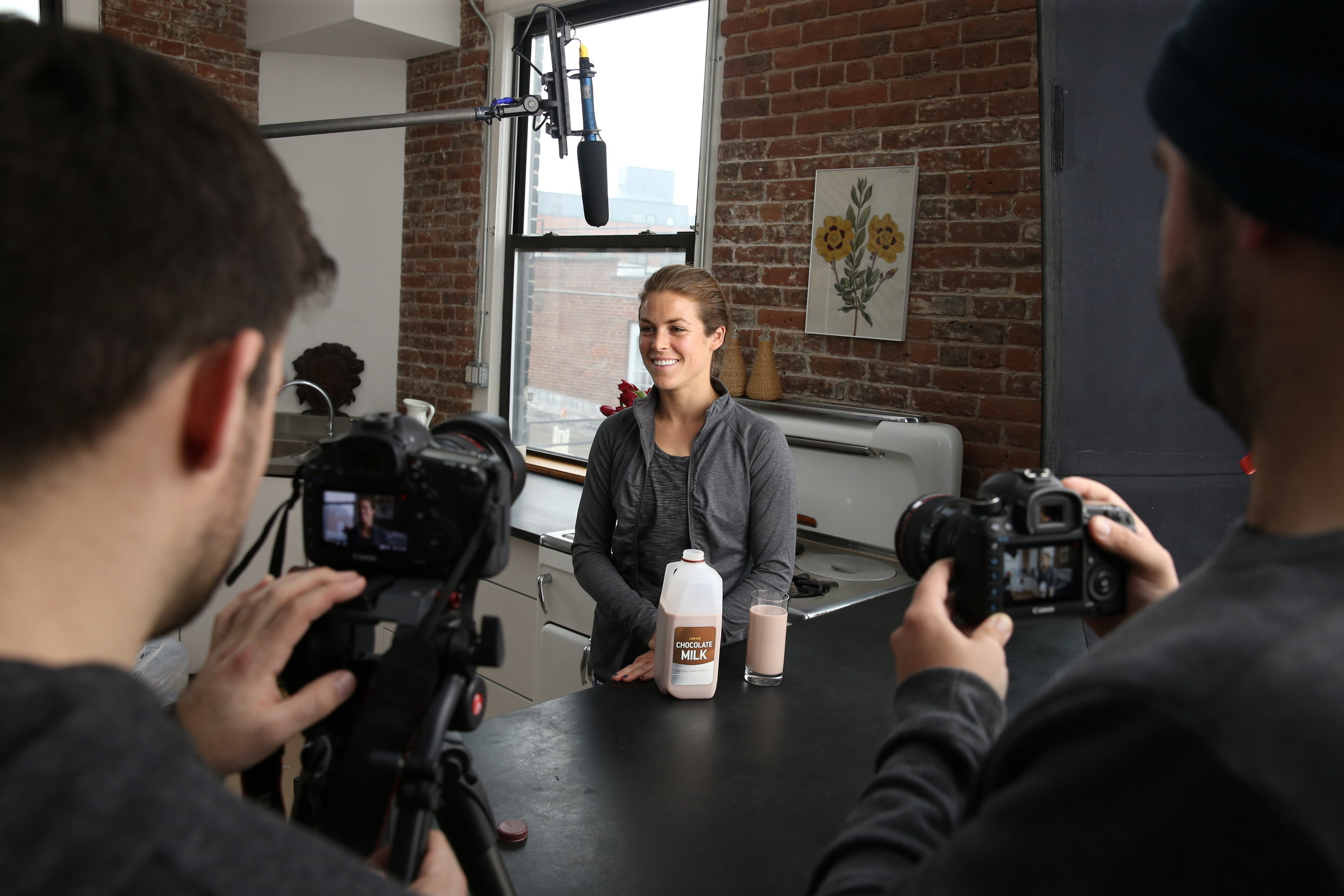 Pro Soccer Star Kelley O'Hara Reveals Her Secret to Recovery