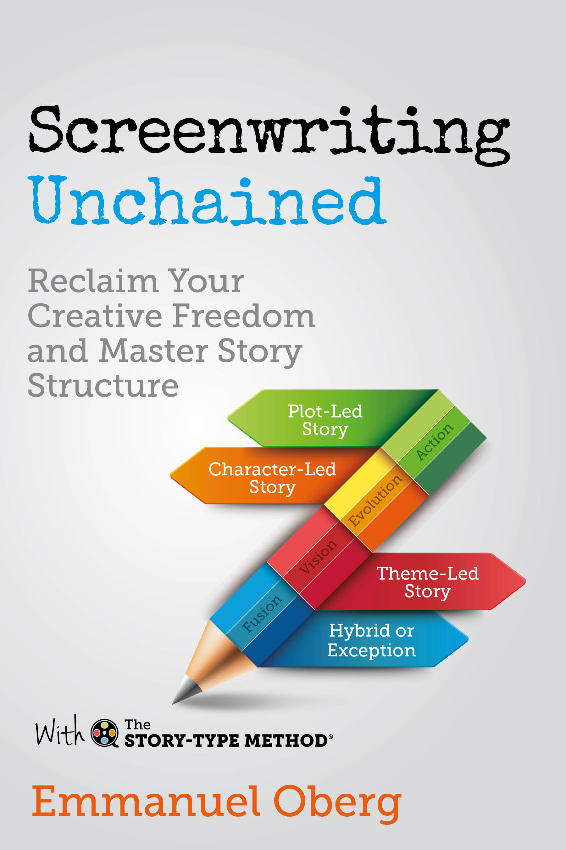 Screenplay Unlimited - Book Cover