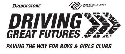 "Bridgestone Retail Operations celebrates second year of ""Driving Great Futures"" partnership with Boys & Girls Clubs of America"