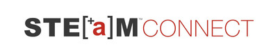 STE[ a]M(TM) Logo. (PRNewsFoto/University of California San Diego Extension) (PRNewsFoto/UNIVERSITY OF CA SAN DIEGO EXT)